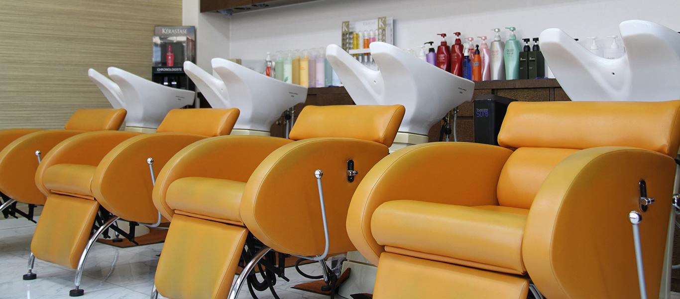 福山エリア「harmonic salon cure」の店舗画像3