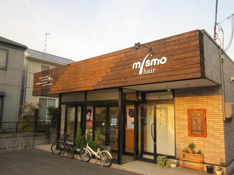 福山エリア「mismo hair」の店舗画像1