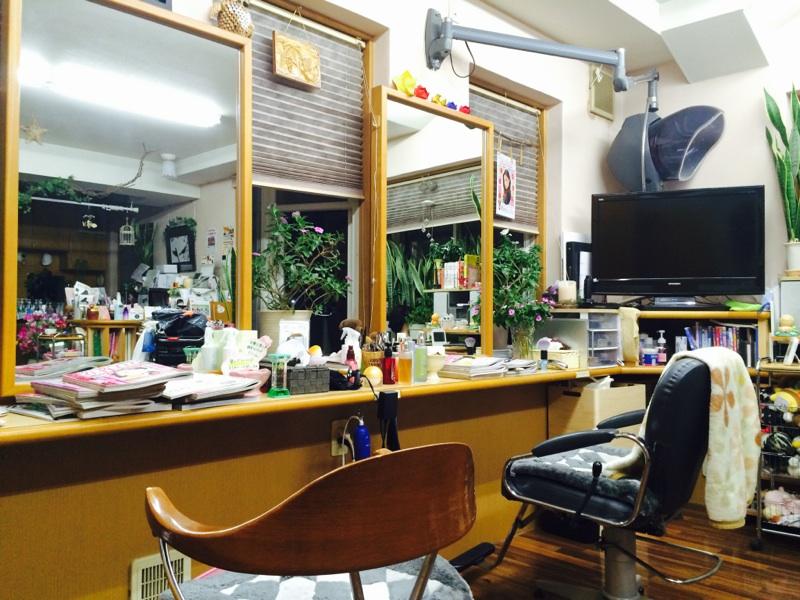 府中エリア「アップル美容室」の店舗画像1