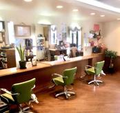 笠岡エリア「hair make MOON」の店舗画像2