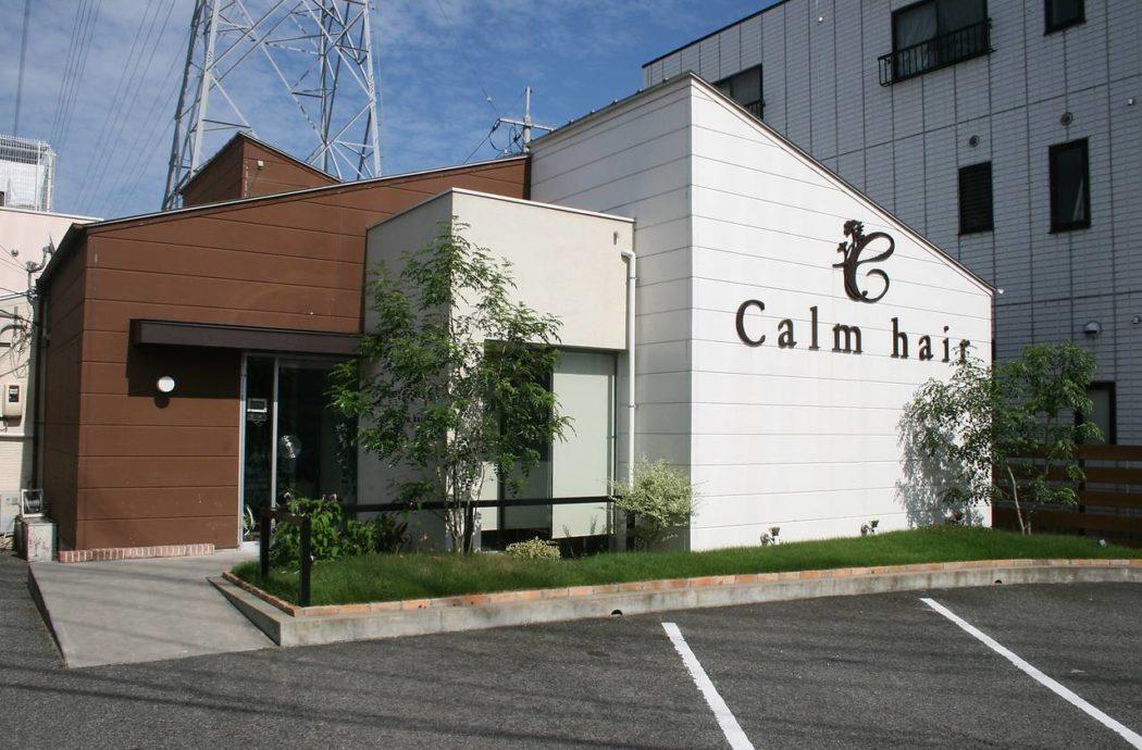 尾道エリア「Calm hair」の店舗画像1