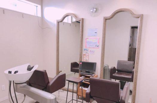 尾道エリア「Calm hair」の店舗画像2