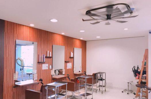 尾道エリア「Calm hair」の店舗画像3